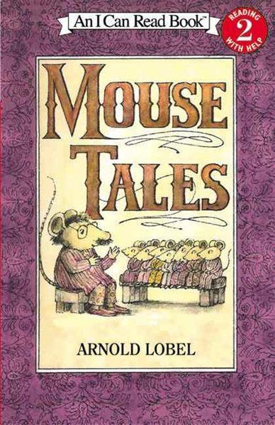 (二手書)An I Can Read Book Level 2: Mouse Tales