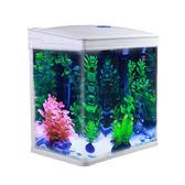 魚缸客廳烏龜缸水族箱生態造景迷你缸金魚缸小魚缸辦公桌家用小型YS 【開學季巨惠】