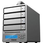 STARDOM SR4-WBS3+ 3.5吋4層硬碟抽取式陣列盒