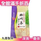 日本 丸善製茶 深蒸一番茶 100g 茶葉 茶葉煎茶綠茶宇治抹茶飲品【小福部屋】