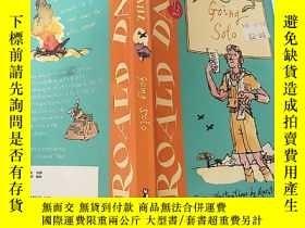 二手書博民逛書店roald罕見dahl going solo:羅爾德·達爾獨唱:Y200392