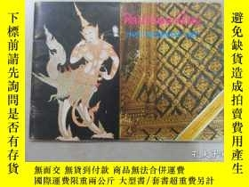 二手書博民逛書店外文書罕見THAI DECORATED ART(16開)Y15969