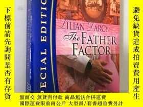 二手書博民逛書店the罕見FATHER FACTORY5919 Lilian Darcy Silhouette