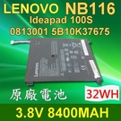LENOVO NB116 原廠 電池 1...