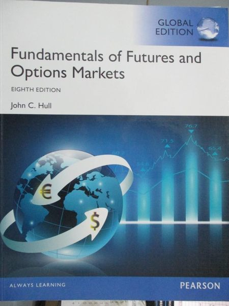 【書寶二手書T1/大學商學_YAT】Fundamentals of Futures and Options Markets, Global Edition_NA