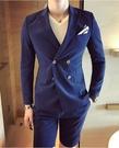 找到自己品牌 韓國男 舒適皺感 小西裝 修身西裝 西裝外套 單件外套