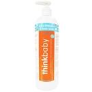 Thinkbaby 嬰幼兒雙效洗髮沐浴乳 大瓶裝 473ml 美國無毒專家 專為嬰幼兒準備的身體清潔護理產品