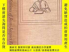 二手書博民逛書店【罕見】1955年 The Confession of Jean