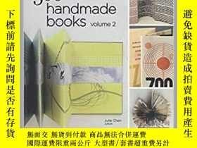 二手書博民逛書店500罕見Handmade Books-500本手工書Y436638 Julie Chen Lark Craf