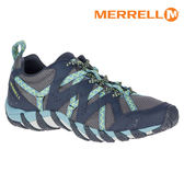 MERRELL 女 水陸兩棲運動鞋 WATERPRO MAIPO ML19924【深藍】 / 城市綠洲 (透氣快乾、防臭抗菌、黃金大底)