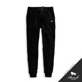 【Roush】 (SLIM FIT)海狸毛保暖束口棉褲 -【825500】