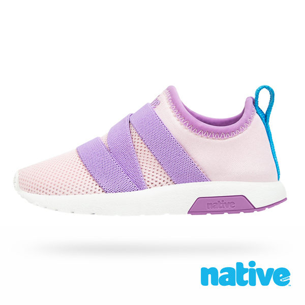 native 小童鞋 PHOENIX CHILD 小鳳凰城休閒鞋系列 - 柔粉紫 6793