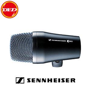 德國 森海塞爾 SENNHEISER E902 低音樂器設計的動圈式有線麥克風 公司貨 保固兩年