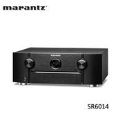 【限時特賣+24期0利率】Marantz 馬蘭士 SR6014 9.2聲道4K AV 環繞 擴大機 公司貨