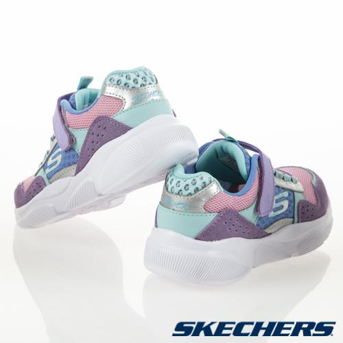 SKECHERS 女童系列 MERIDIAN - 81954LLVMT