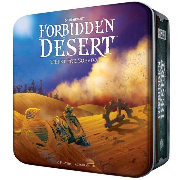 [KANGA GAMES] Forbidden Desert 禁制沙漠 #禁忌系列二 家庭益智派對桌上遊戲