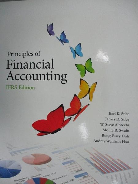 【書寶二手書T1/大學商學_YDV】Principles of financial accounting IFRS Edition_Earl K. Stice