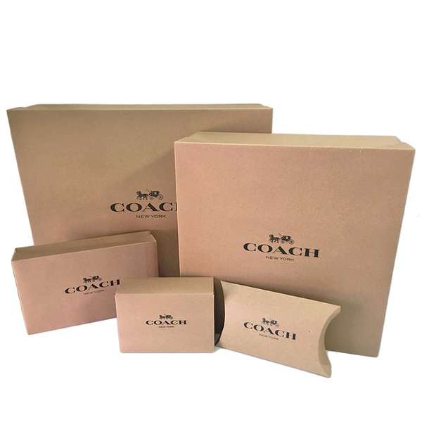 【COACH】原廠紙盒(加購)