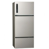 Panasonic 國際牌481公升三門變頻冰箱 NR-C489TV-S(銀河灰)