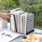 書立書架桌上書本收納支架簡約桌面擋板書靠書夾【淘嘟嘟】