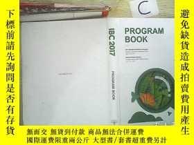 二手書博民逛書店PROGRAM罕見BOOK IBC 2017 (23)Y2611