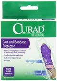 兒童傷口防水隔離套 美國原裝Curad 2入 手袖套單開式 適合海灘泳池林浴
