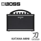 【非凡樂器】BOSS KATANA-MINI / 電吉他音箱 / 公司貨保固