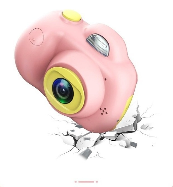 【限量出清】送16g+四代 兒童迷你防摔相機 可愛兒童數位相機迷你雙鏡頭攝影機 BSMI合格