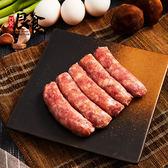 松香豬飛魚卵香腸(300g/包)  日安良食