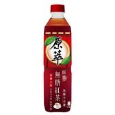 原萃 錫蘭無糖紅茶 580ml【康鄰超市】