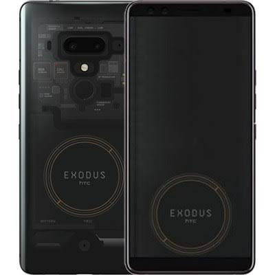 HTC EXODUS 1 區塊鏈手機 128G,送 原廠行動電源,24期0利率 U12 Plus U12+ 聯強代理