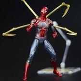 漫威復仇者聯盟4蜘蛛俠手辦人偶鋼鐵俠黑豹驚奇美國隊長盾牌模型復仇者 時尚教主