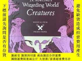 二手書博民逛書店J.K.Rowling's罕見Wizarding World CreaturesY387787 J.K.Row