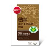 葡萄王 樟芝王菌絲體膠囊(認證版)60粒
