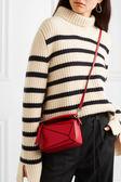 ■專櫃8折■2019新品 ■全新真品Loewe 羅威 迷你 Puzzle 兩用肩背包  紅色