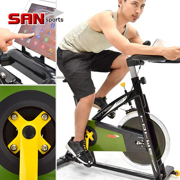 18公斤飛輪車.戰車18KG飛輪健身車(4倍強度)訓練台.腳踏車運動健身器材.推薦哪裡買ptt【山司伯特】