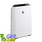 [6東京直購] SHARP 夏普 加濕空氣清淨機 KC-F70-W HEPA 集塵 活性碳脫臭除醛 白色