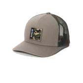 Hurley M SEACLIFF HAT BLACK/BLACK 棒球帽-(男)