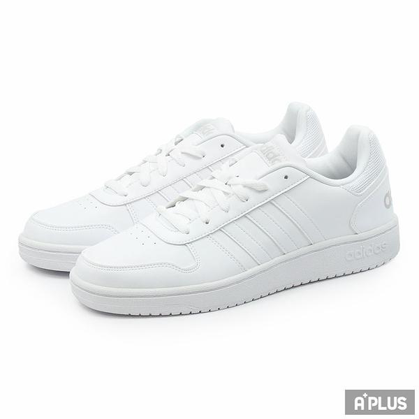 ADIDAS 女 HOOPS 2.0 經典復古鞋 - B42096