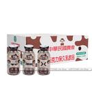 【台農乳品】巧克力保久乳飲品(200ml x24瓶) x1箱_巧克力牛奶
