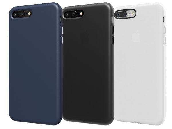 【東西商店】SwitchEasy Numbers iPhone 7 Plus 耐刮防摔霧面保護套