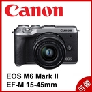 CANON EOS M6 Mark II...
