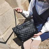 大容量仙女包包女夏季新款簡約百搭韓版潮單肩斜跨手提錬條包 時尚潮流
