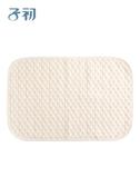 嬰兒彩棉隔尿墊用品防水可洗床墊新生兒純棉透氣月經墊 露露日記