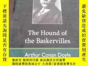 二手書博民逛書店The罕見Hound of the Baskervilles(英