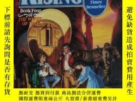 二手書博民逛書店THE罕見SHADOW RISING 1993年版 暗影漸起Y2