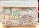 【震撼精品百貨】Little Twin Stars KiKi&LaLa 雙子星小天使~~三麗鷗可折收納箱*47375