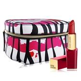雅詩蘭黛 絕對慾望奢華潤唇膏 發財版(3.5g)#520+巧妝箱