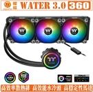 [地瓜球@] 曜越 Tt Water 3.0 360 一體式 水冷 CPU 散熱器 ARGB Sync主板連動