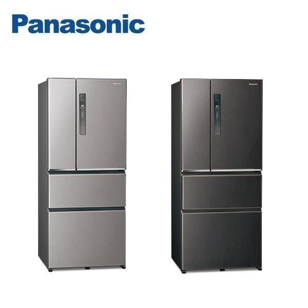 【南紡購物中心】Panasonic國際牌 610L無邊框鋼板變頻冰箱 NR-D611XV